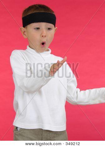 Punching Boy 3