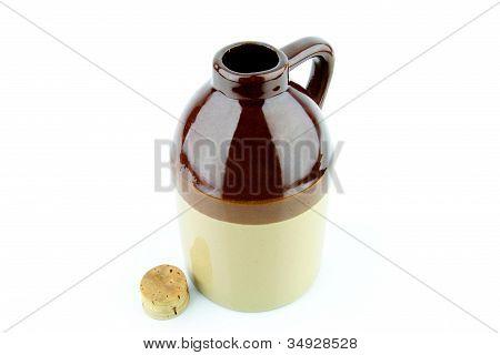 Clay jug