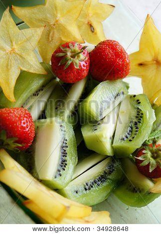 Healthy Diet - Fruit Salad