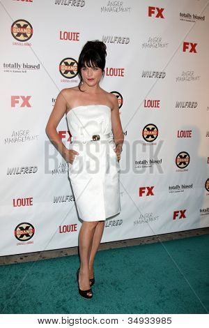 LOS ANGELES - JUN 26:  Selma Blair arrives at the FX Summer Comedies Party at Lure on June 26, 2012 in Los Angeles, CA