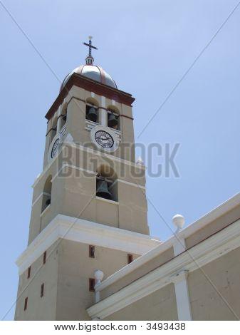 Bayamo City Cathedral Bellfry Clock Tower