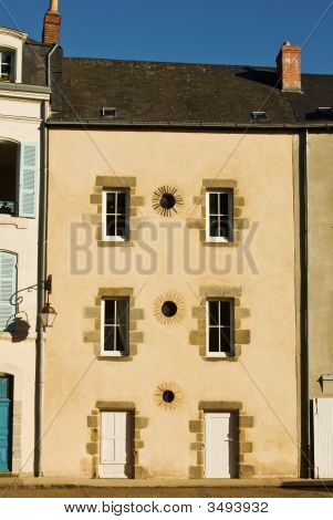 Classic French Town House