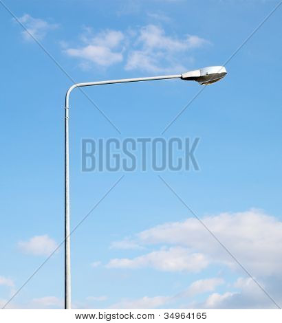 Lamp Post Electricity Industry