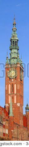 Danzig Rathaus