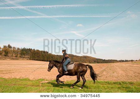 Equestrienne Rides.
