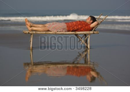 Relax On The Beach