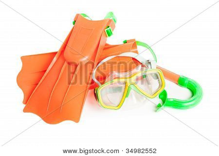 Scuba Water Diving Equipment