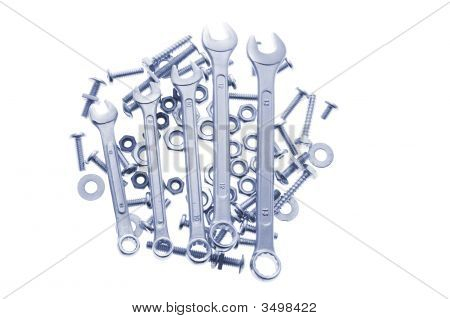Spanners, Nuts And Bolts
