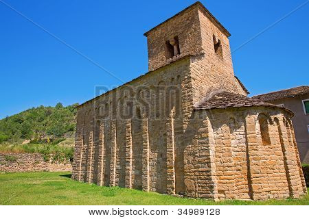 San caprasio chapel