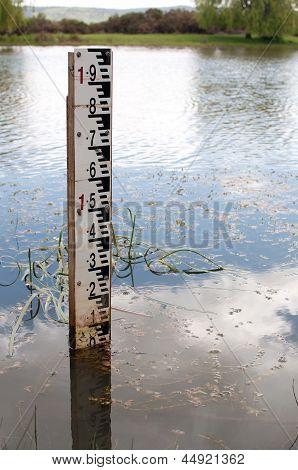 Measuring River Flood