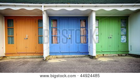 Durley Chine Beach Huts