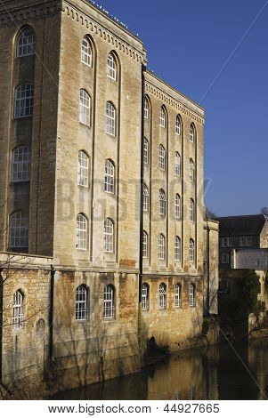 Apartments At Bradford On Avon. UK