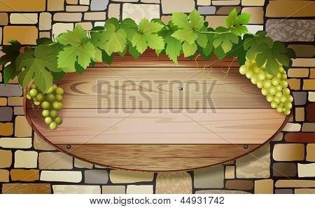 Grape Banner
