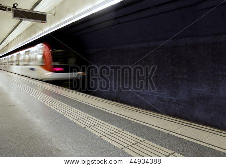 Metro Coming To The Station