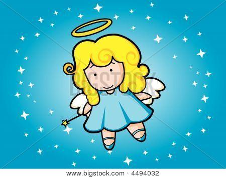 Flying Night Angel
