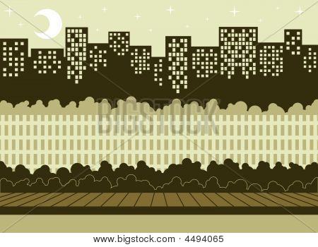 City In The Midnight