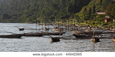 African Fishing Boats