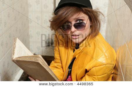 Eighties Fashion Metaphor Rebel Student