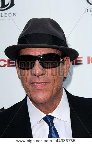 LOS ANGELES - APR 22:  Robert Davi arrives at