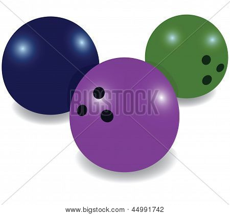 Balls For Bowling