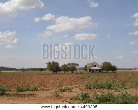Farm On The Prairire