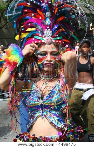 Pride Parade, Toronto, 2006