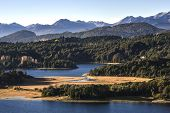 pic of negro  - Nahuel Huapi lake, Patagonia Argentina, near Bariloche