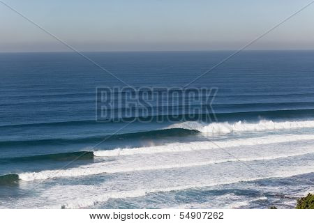 Ocean Waves Swells