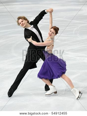 Nicole Orford / Thomas Williams (can)
