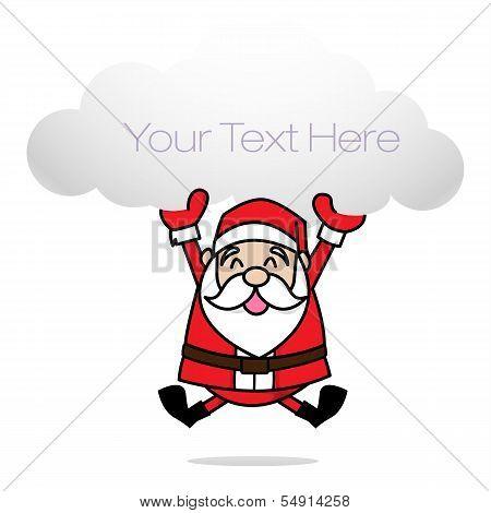 Santa Claus Vector