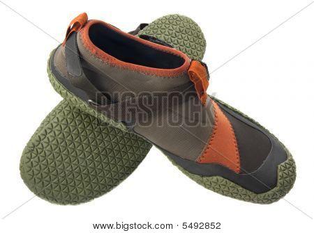 Zapatos de agua para kayak