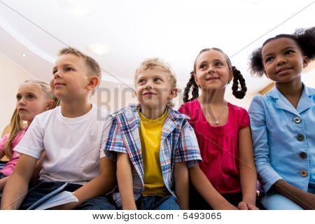 Attentive Pupils