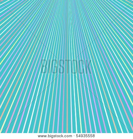 Abstract Background From Colorful Vertical Lines