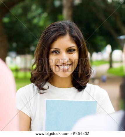 schöne student