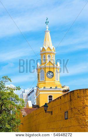 Cartagena Clock Tower