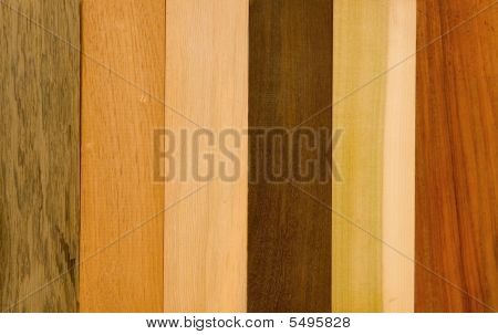 Different Color Of Wood Texture