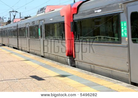 High Speed Commuter Train