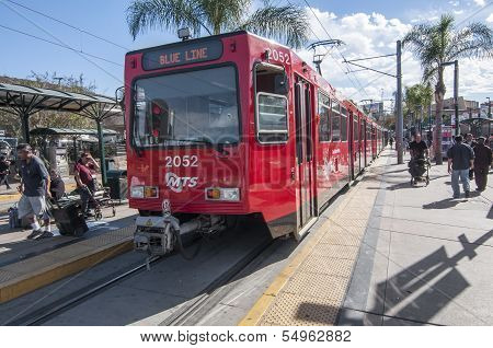 San Diego Trolley