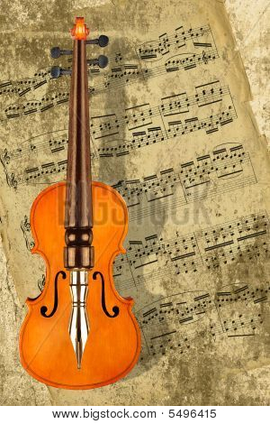 Writing Music For Violin