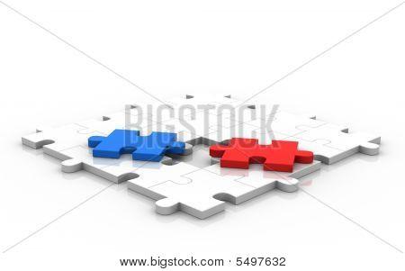 3D Puzzle Battle