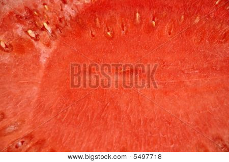 Background Of Cut Water Melon.