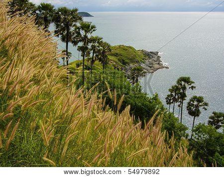 Cape Phrom Thep, Phuket, Thailand