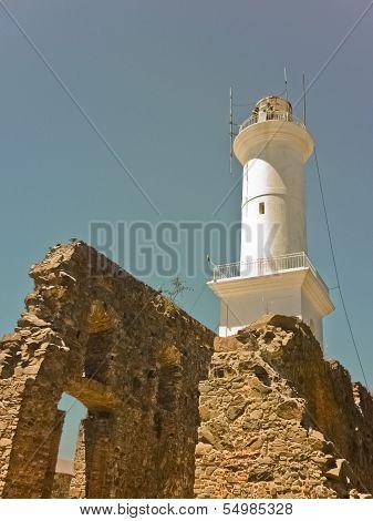 Lighthouse Of Colonia Del Sacramento