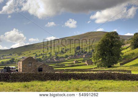 Gunnerside, Yorkshire
