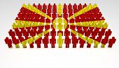Macedonia Flag Parade