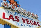 picture of las vegas casino  - las vegas welcome sign - JPG
