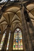 Cologne Dom Stained Glass