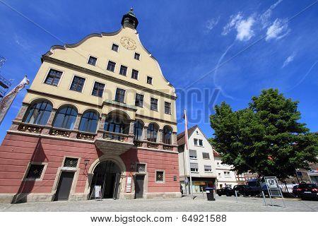 Medieval city of Ulm