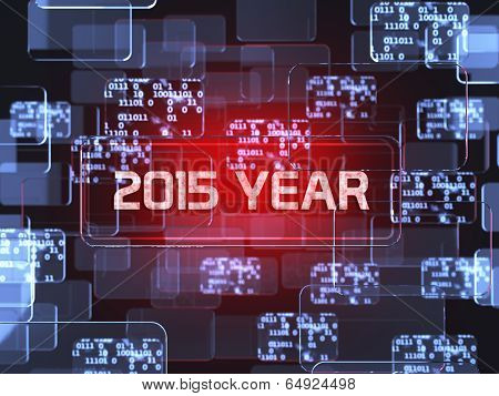 2015 Year Screen Concept
