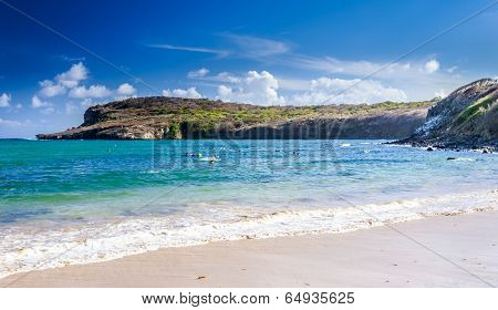 Fernando de Noronha, isle in the Northeast of Brazil,